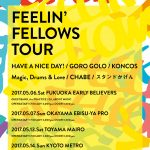 FEELIN' FELLOWS Tour